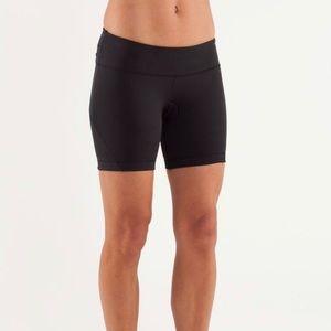 lululemon athletica Shorts - NWOT Lululemon Velo Vixen bike shorts cycling spin
